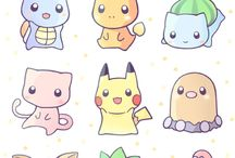 Little pokemons