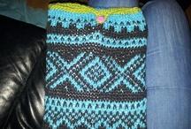 Knitted stuff