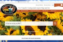 NH Made Website Relaunch! / Consumer demand for local products continues to grow and NH MADE is your one-stop access to all things New Hampshire!  Features include: -Easy to find NH MADE member profiles with links and interactive map -Direct access to NH-based businesses who provide corporate gifts, fundraising ideas, and wedding favors all with a local flair! -Consumer-focused, user-friendly online store -Strong integrations with all social media platforms