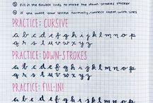 Write and creative!