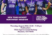 Northwest Houston #Walk2EndAlz / Northwest Houston /Cypress Texas Walk to End Alzheimer's
