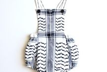 Baby clothes / Inspiration for accessorising little one!