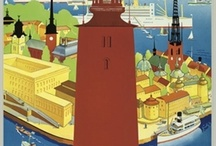 Posters / Vintage/retro travel posters