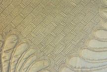Special quilting designs