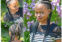 African American cornrow hairstyles