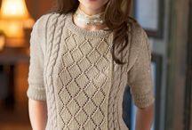 Узоры для свитера