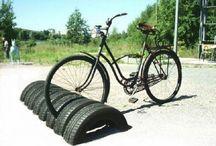 Στάντ για ποδηλατα
