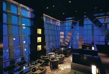 high-rise bar