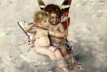 aniołki gify