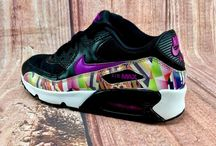 girls trainers in my ebay shop for sale