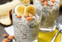 All about CHIA recipes! / Food