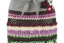 Crocheting: clothing
