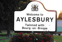 Aylesbury, Buckinghamshire - my parents place of birth