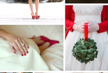 Winter wedding inspiration / Bodas de invierno, navideñas