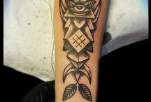 My works / Tattoos