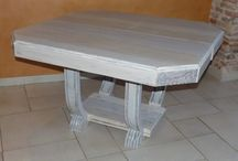 patiner une table