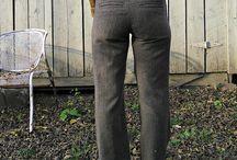 Thurlow Trouser