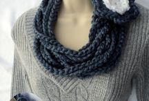 Knit/Crochet Finished Projects / by Amy Brooks