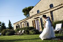 Weddings / We are glad to offer our location for your best romantic day.