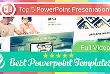 5 Best Powerpoint Templates / 5 Best Premium Powerpoint Presentation