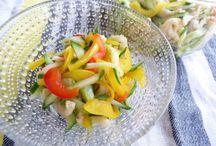 Recipe:サラダ やさい 野菜