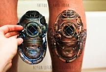 commdive tatoo
