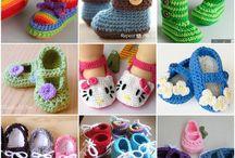Crochet_baby set