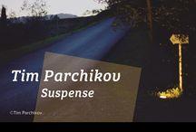 """Tim Parchikov - """"Suspense"""" / Tim Parchikov: """"Suspense"""" - Un estado de tensión e incertidumbre.  Recorrido didáctico en el Centro Niemeyer activo del 23 de enero al 22 de marzo de 2015  / by Educa Niemeyer"""