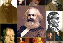 BAD PHILOSOPHY~ / Someone on Pinterest has just reminded me that these characters are all from the bad side of philosophy~ / by Larry Trasciatti