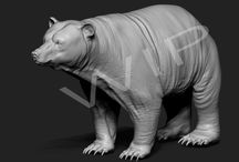 animals I have sculpted