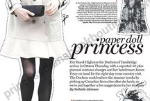 Kate, Duchess Cambridge Collectables / Collectables