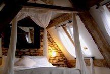 Lovely attics