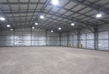 Commercial Projects / Closely working with builders and architects, we specialise in commercial electrical and solar projects for businesses.  Let us help you bring flare to your business.