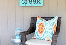 For the Lake / Ideas for our cabin at Lake of the Ozarks