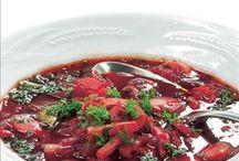 Punaiset ruuat - Food in red / Uusi tapa ajatella asioita.