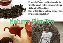 How To Lose Weight Fast / Lose weight the natrual way with organic non-diuretic weight loss tea containing Oolong tea and Pu-erh tea in 3 unique formulations. Read or articles from studies done on tea / by Natures SlimTea