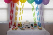 Airlie's birthday party