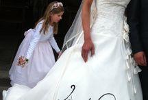 Robe de mariée / Robes de mariée - sur mesure - en ligne ou sur rendez vous - à partir de 499€