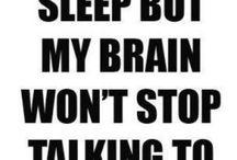 Sleepy time...