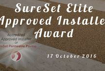 Elite Approved Installer Awards / Due to growth in the Company and their network of Approved Installers, SureSet held its first Annual Elite Approved Installer Award Ceremony.