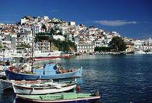 Greek Island Skopolos