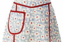 """Apron Affection / I am only """"slightly"""" obsessed with aprons :-)"""