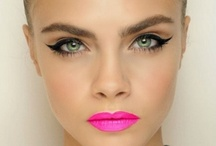 Spring Makeup / Spring time is perfect for pretty pinks and eyes that pop!