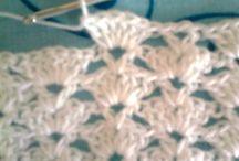 Crochet, Tricot, Cobijas, cojines y mantas de bebé