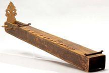 népi hangszerek - folk instruments