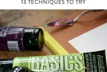 All About Acrylics