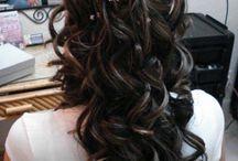 Wedding hair styles / by Kristy Mills