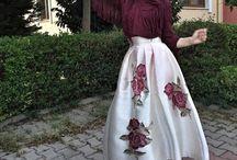my dresss