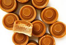 Caramel bites