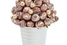 EDIBLE GIFTS / Beautiful and edible; unique gift ideas